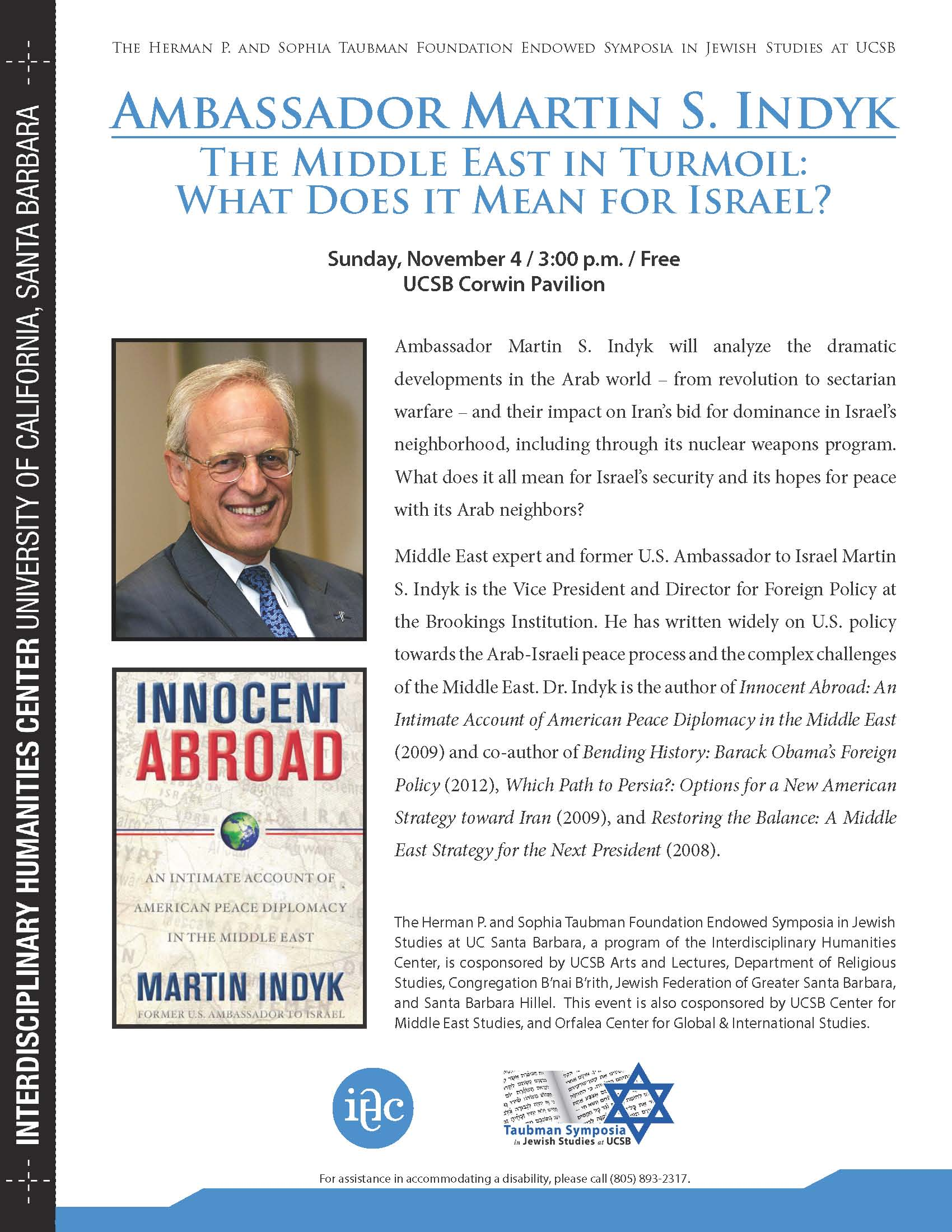 a discussion on the american foreign policy towards israel and the middle east Harry s truman: foreign the state of israel in the middle east in sum, truman's foreign policy established some american foreign policy away.