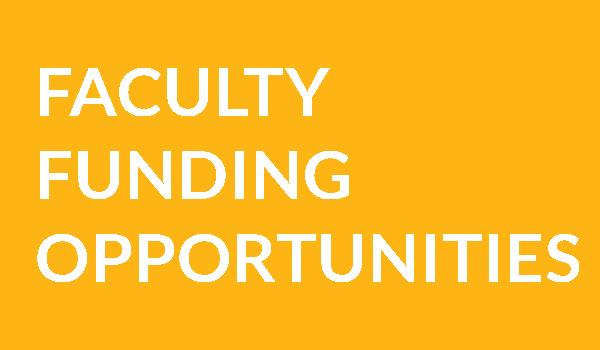 FacultyFundingOpportunities