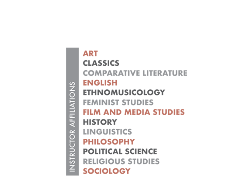 Foundations in the Humanities