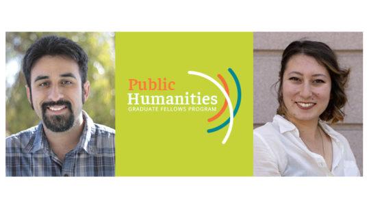 Public Humanities Interns