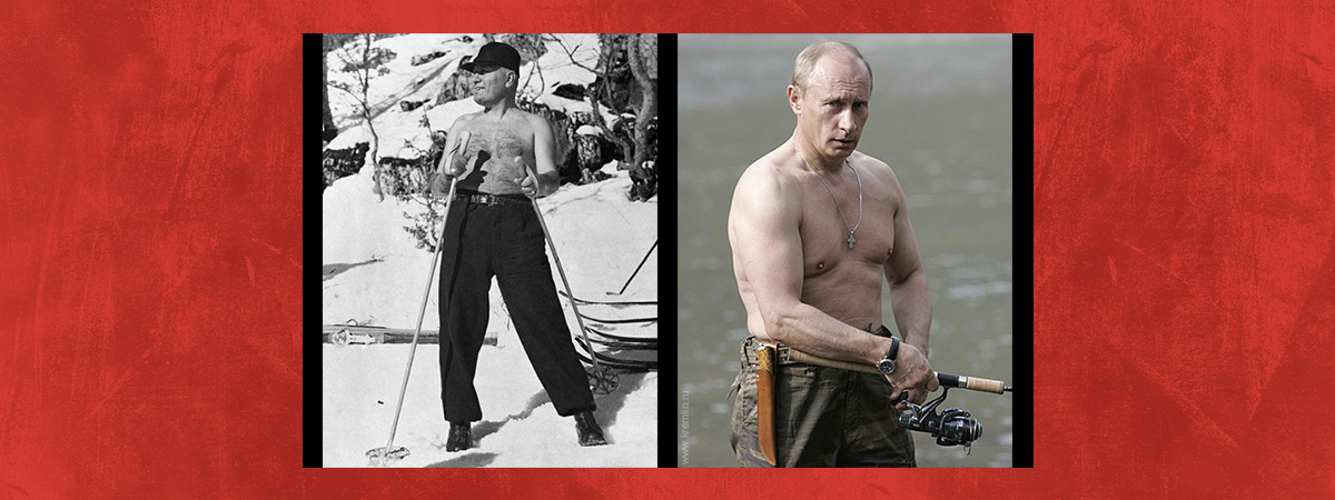 Strongmen: From Mussolini to Trump