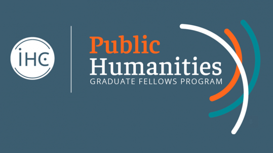 Public Humanities Graduate Fellows Program